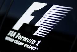 Logo de F1