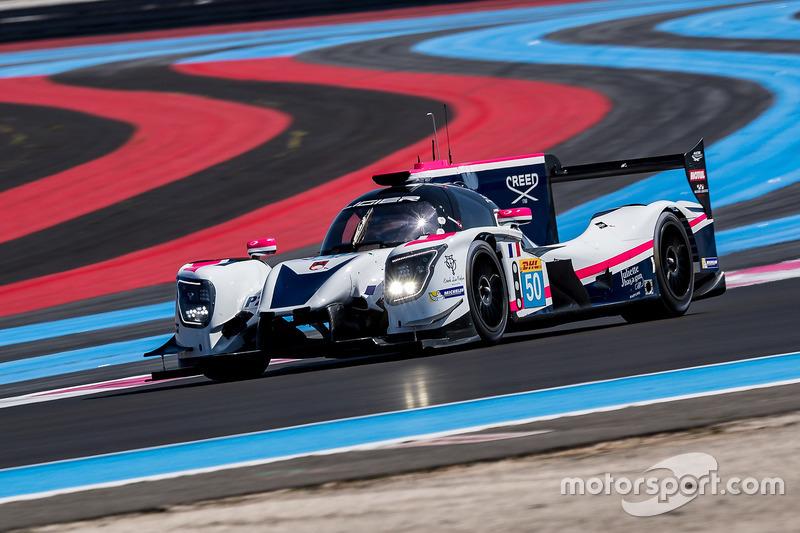 Larbre Competition - Ligier JS P217-Gibson
