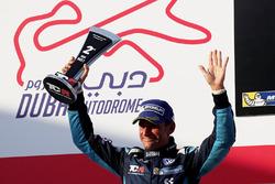 Podium: second place Gianni Morbidelli, West Coast Racing