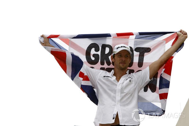 2009: Jenson Button, Brawn BGP 001
