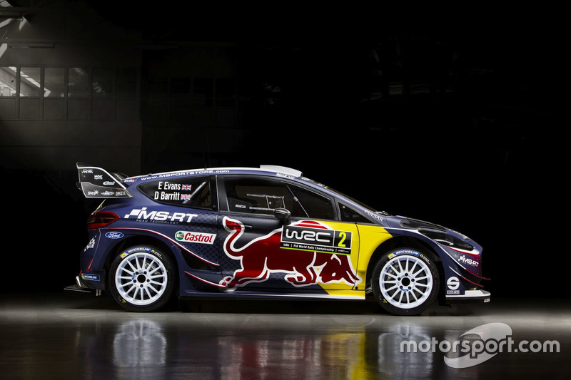 m sport ford fiesta wrc at m sport livery unveil. Black Bedroom Furniture Sets. Home Design Ideas