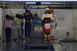 Sébastien Bourdais, Toro Rosso, Fernando Alonso, Renault, Timo Glock, Toyota