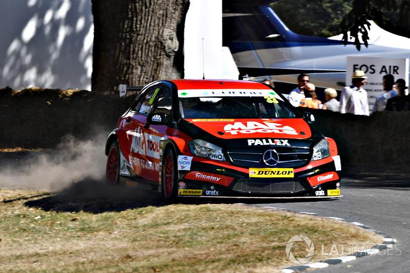 Adam Morgan, Ciceley Motorsport A-Class (54,88 detik)