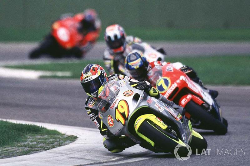 1999 - Olivier Jacque (250cc)