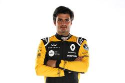 Карлос Сайнс-мл., Renault Sport F1 Team