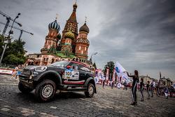 Truck winners #309 Team Kamaz Master: Andrey Karginov, Andrey Mokeev, Igor Leonov