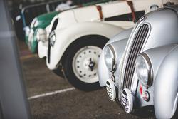 Une vieille BMW