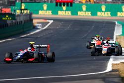 Giuliano Alesi, Trident et Diego Menchaca, Campos Racing