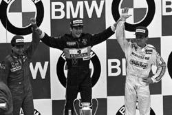 Podium: 1. Ayrton Senna, Lotus; 2. Michele Alboreto, Ferrari; 3. Patrick Tambay, Renault