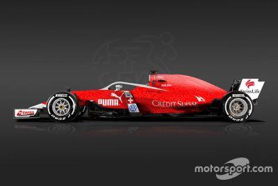 Formula 1 World Cup liveries