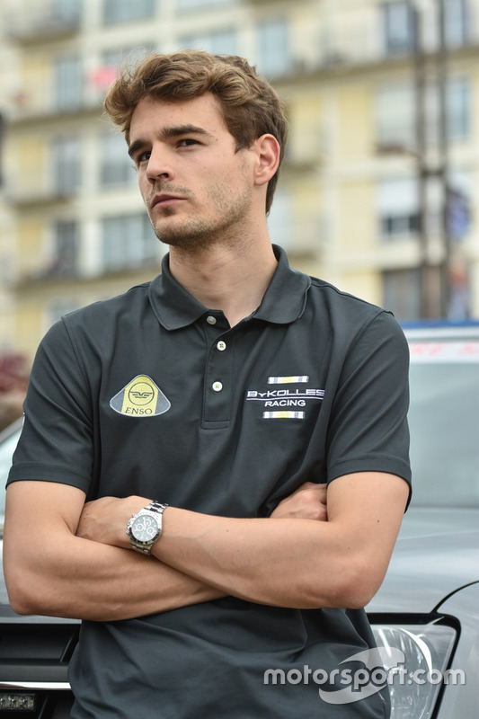 Tom Dillmann, ByKolles Racing Team
