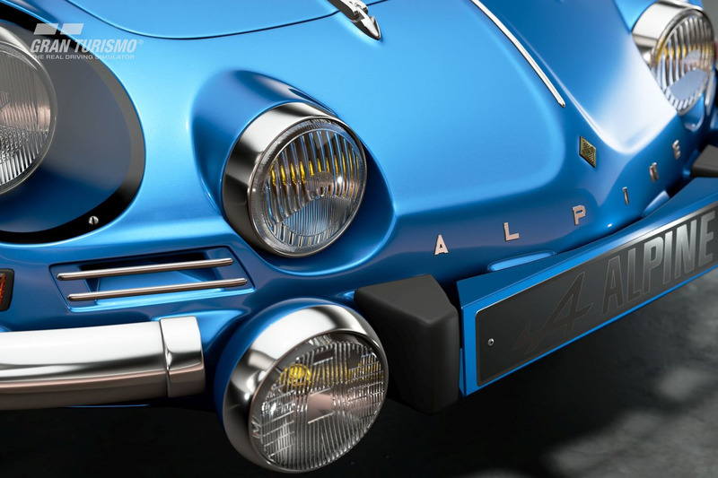 Alpine A110 1600S '72