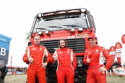 #512 Maz: Siarhei Viazovich, Pavel Haranin, Andrei Zhyhulin