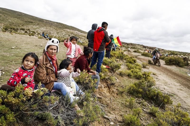 Болівійські вболівальниці