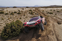 #319 Peugeot: Khalid Al-Qassimi, Xavier Panseri