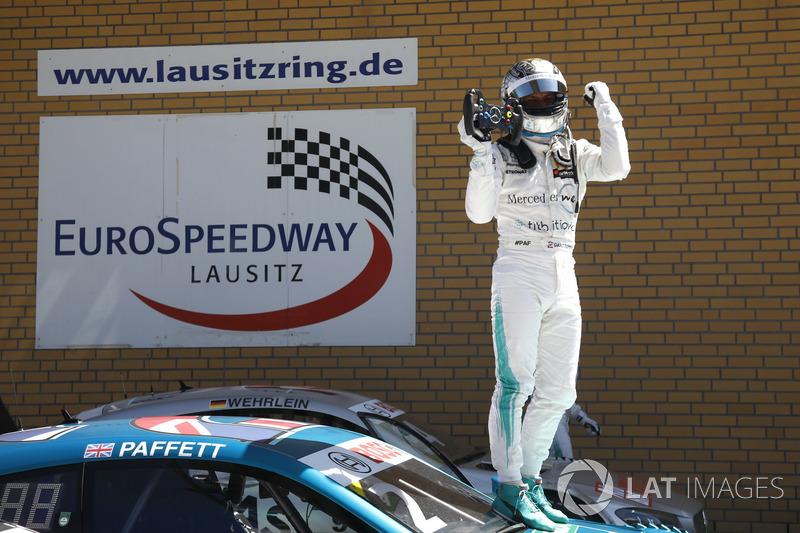 El ganador: Gary Paffett Mercedes-AMG Team HWA
