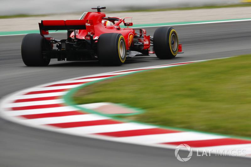 No quali, todos tinham a atenção sobre Sebastian Vettel, mas...