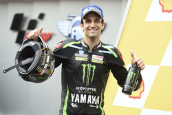 Podium: third place Johann Zarco, Monster Yamaha Tech 3