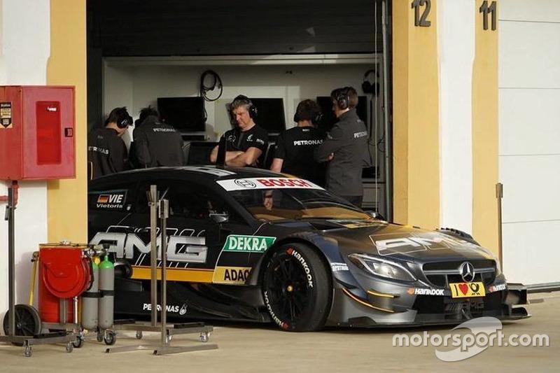 Foto-Highlight: Christian Vietoris, Mercedes C 63 DTM