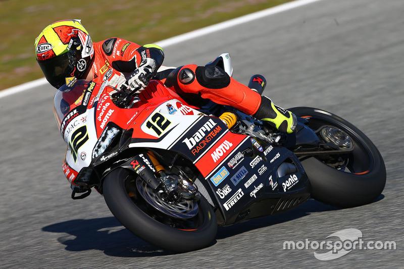 Xavi Forés, Barni Racing Team Ducati