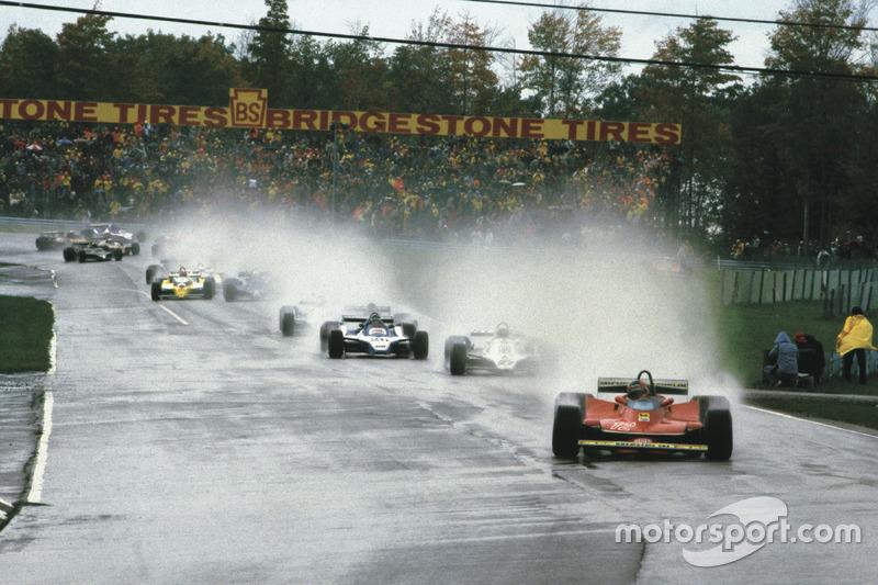 1979: Гран При США, Ferrari 312T4
