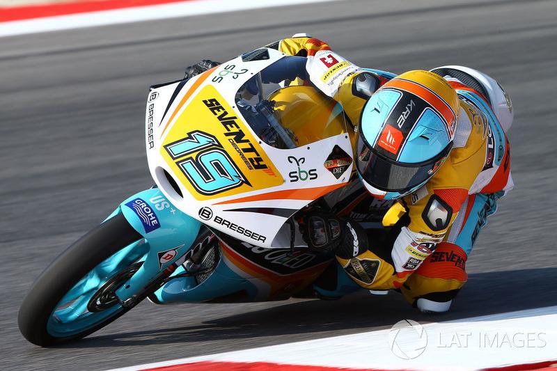 Gabriel Rodrigo, RBA Racing Team
