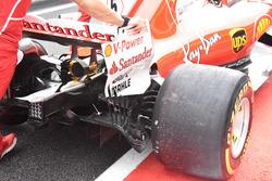 Ferrari SF70H rear