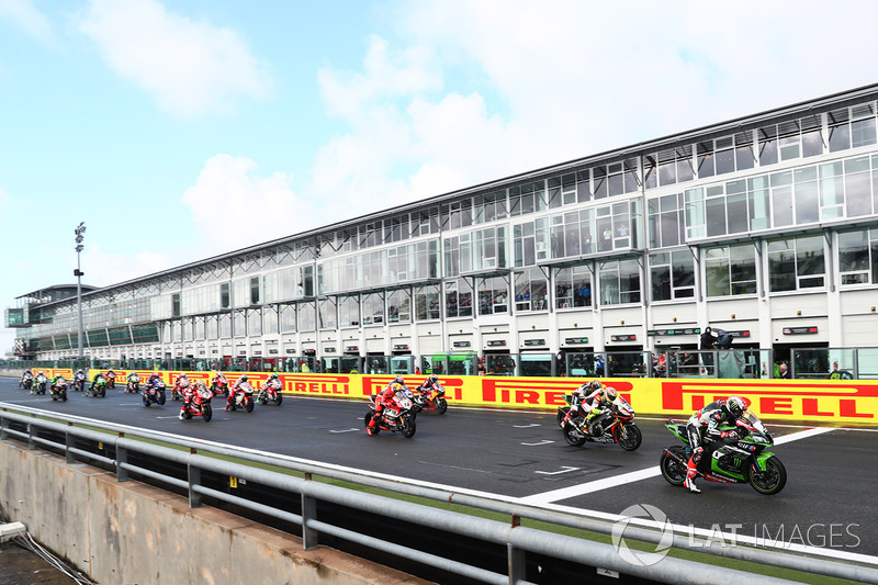 World Superbike Prancis 2017