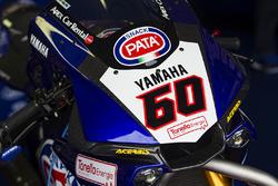 Motor van Michael van der Mark, Pata Yamaha