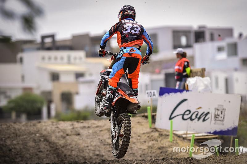 Julien Lieber, LRT KTM