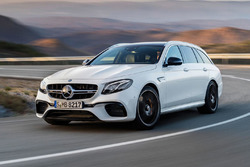 Mercedes-AMG E63 Estate