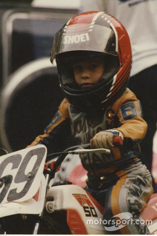 Nicky Hayden early days
