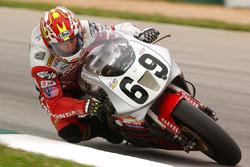 Nicky Hayden, Honda