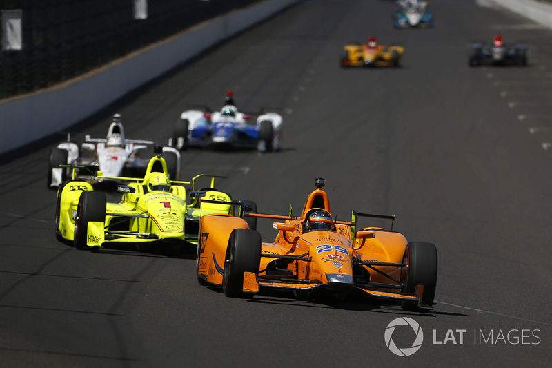 IndyCar Siga AO VIVO as 500 Milhas de Indianápolis