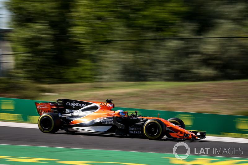 6. Фернандо Алонсо McLaren