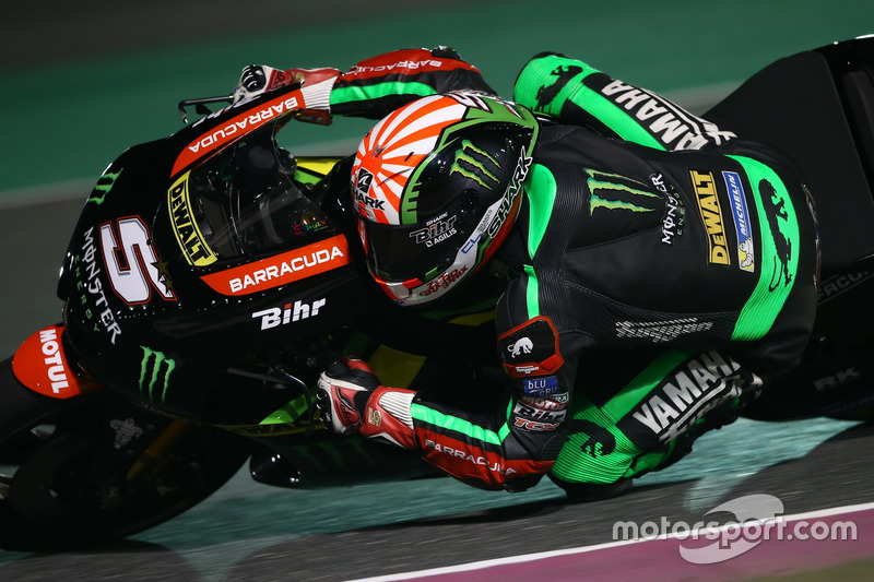 Johann Zarco, Monster Yamaha Tech 3