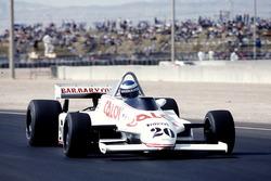 Keke Rosberg, Fittipaldi F8C Ford