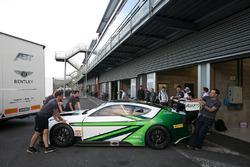Bentley Team M-Sport miembros del equipo