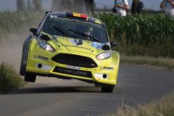 Bruno Parmentier, Koen de Waele, Ford Fiesta R5