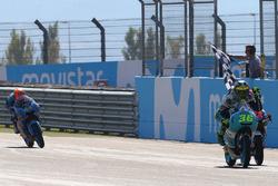 Ganador Joan Mir, Leopard Racing