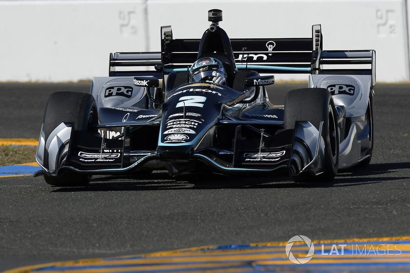 IndyCar: Team Penske, Dallara-Chevrolet IR-12