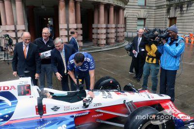 Bekanntgabe: IndyCar Portland