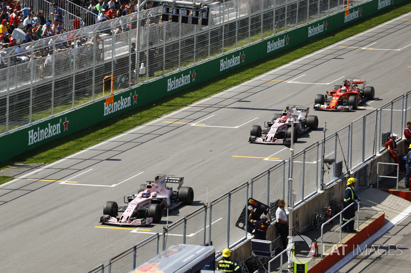 Formula 1 Canadian GP: Top 25 photos from the race