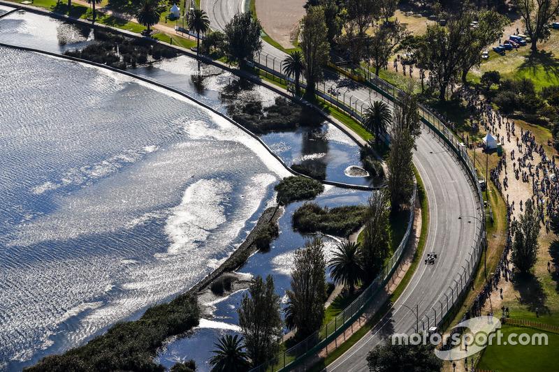 Fórmula 1 Los modificados horarios del GP de Australia