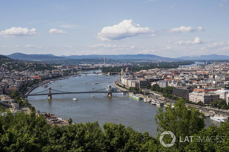 مدينة بودابست