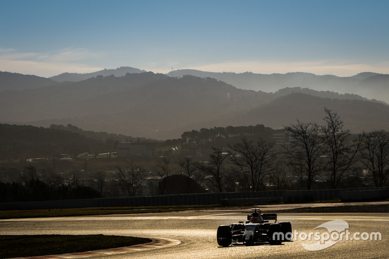 3. Esteban Ocon, Sahara Force India F1 VJM10
