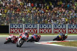 Андреа Довіціозо, Ducati Team, Даніло Петруччі, Pramac Racing