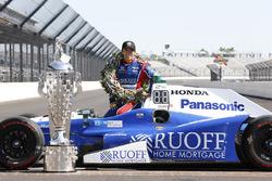 1. Takuma Sato, Andretti Autosport, Honda