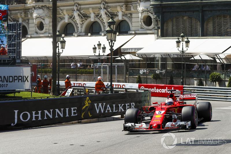 Formula 1 Gallery: 1-2 Ferrari in qualifica a Monaco