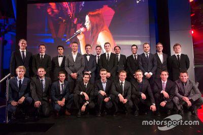 Porsche noche de campeones